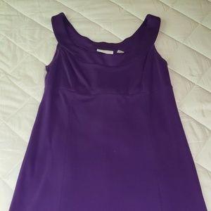NY&C purple dress